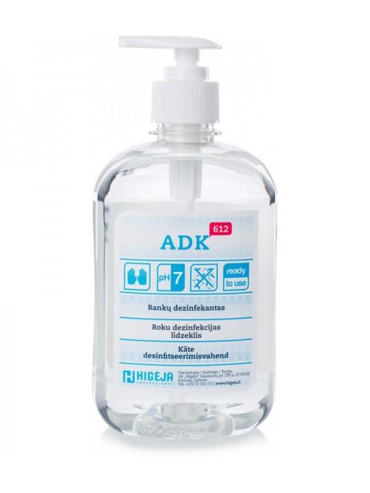 Dezinfekuojanti priemonė rankoms ADK-612, 500ml