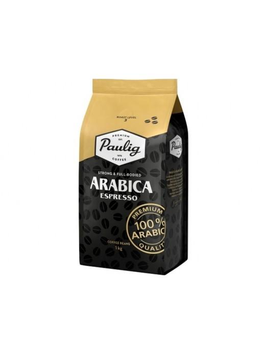 Kavos pupelės Paulig Arabica Espresso 1 kg