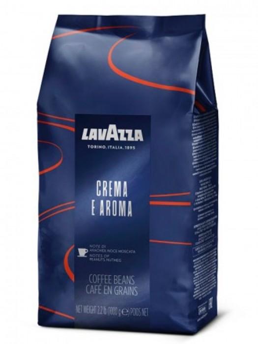 Kavos pupelės Lavazza CREMA E AROMA ESPRESSO 1kg