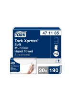 Popieriniai rankšluočiai TORK Xpress Multifold, 471135