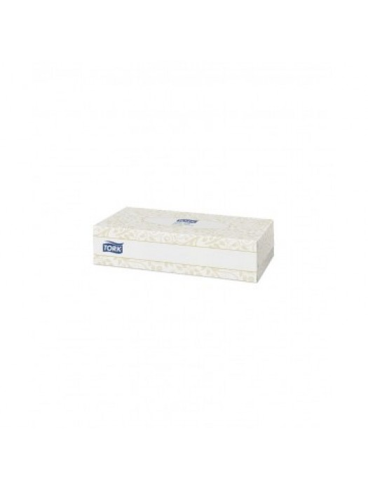 Veido servetėlės TORK Premium Extra Soft (F1), 140280, 2 sl., 100 vnt.